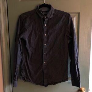 Men's American Eagle Slim Fit Button Down Size XS